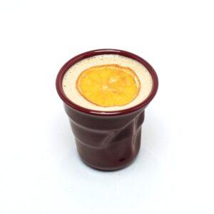 Цитрусовый Раф кофе